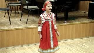 Свадебная песня (русская народная)