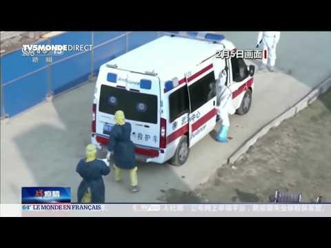 Coronavirus: les médecins chinois sous pression face à l'ampleur de l'épidémie