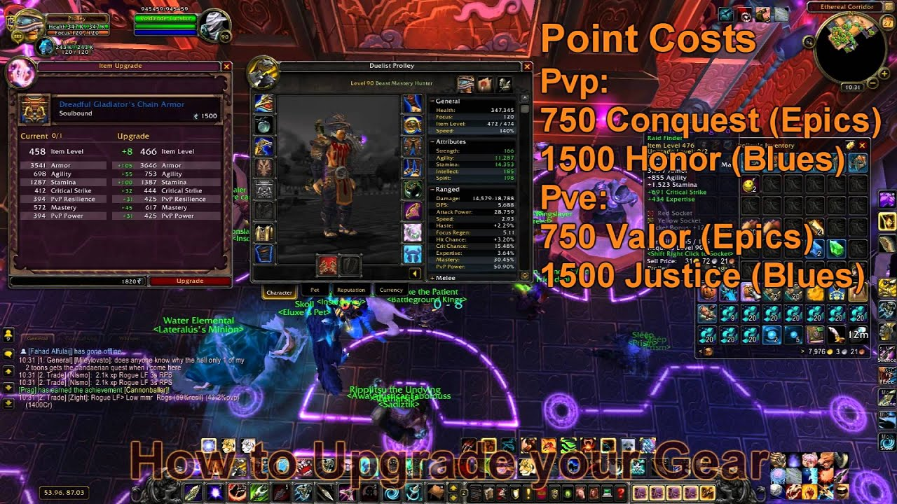 Black Market Auction House - Wowpedia - Your wiki guide to ...