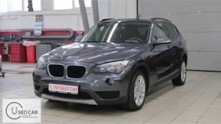 BMW X1 I (E84) Рестайлинг 2013 г.
