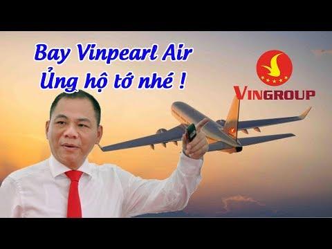 Hãng hàng không Vipearl Air ! Đế chế Vingroup lấn sân sang dịch vụ hàng không