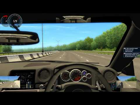 Обзор Учебный автосимулятор 2:Летающая машина