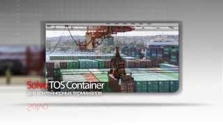 Solvo TOS    система управления портом и контейнерным терминалом