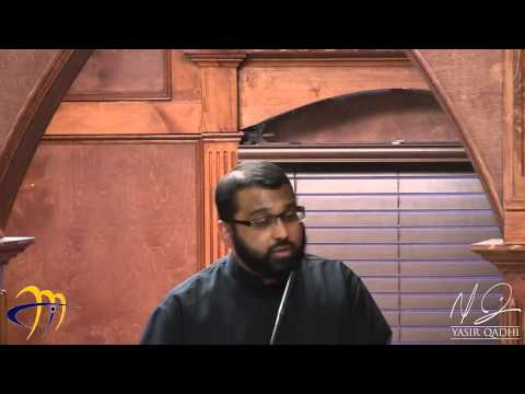 Khutbah: Sanctity & Value of Life - Egypt, Syria, Burma - Dr. Yasir Qadhi | 23rd August 2013