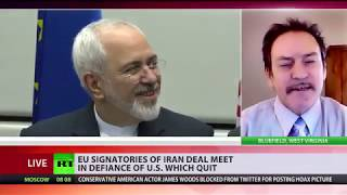 EU will continue to trade with Iran as the country meets its commitments on nuclear programme