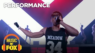 "Hakeem Lyon, Tiana, and Laura Perform ""All Night (Yo Gotti Remix)"" 