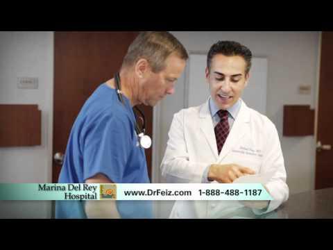 Dr Feiz and Marina Del Rey Hospital TV Commercial