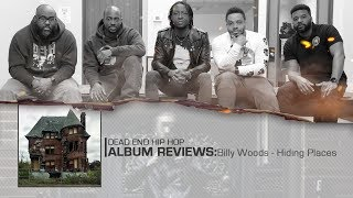 billy woods & Kenny Segal - Hiding Places Album Review