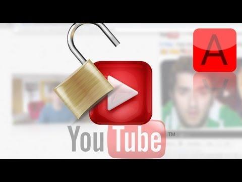 Unlock Youtube Videos