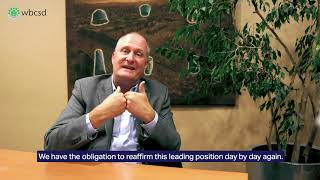 WBCSD Call for Business Leadership on Human Rights – Andreas Eggenberg, Chairman, Masisa