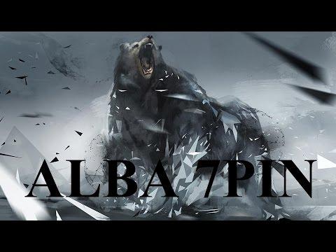 Взлом отмычками ALBA    ВСКРЫТИЕ ЦИЛИНДРА ALBA 7PIN (АЛЬБА 7 ПИНОВ)
