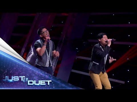 World class duet by Kiki & Yeshua singing Iwan Fals's song! - Duel Duet - Just Duet