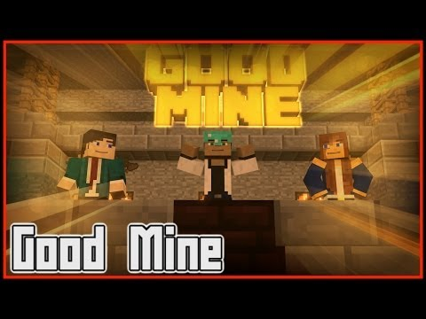 "♫ ""Good Mine"" - A Minecraft Parody of Owl City's ""Good Time"" ♫"