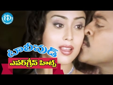 Evergreen Tollywood Hit Songs 163 || Vaanochchenante Video Song || Chiranjeevi, Shriya