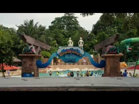 Adventure Cove Waterpark 2017- Sentosa, Singapore