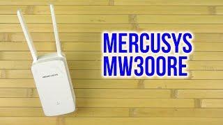 Розпакування Mercusys MW300RE.