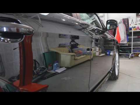 Отполированный в зеркало Форд Фокус 2