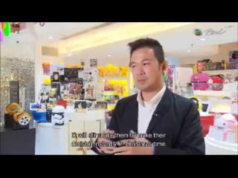 TVB Pearl Money Magazine interview