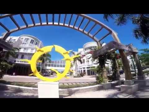 Jupiter Florida area 10 min tour - Прогулка по Юпитеру, Флорида
