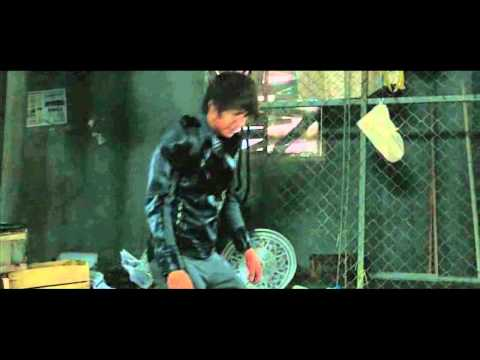 NaNa saves Yoon Sung and gets shot (City Hunter) ENG