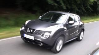 Test: neuer Nissan Juke 2011