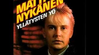 Matti Nykänen - Yllätysten yö