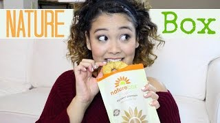 NatureBox Unboxing | JaaackJack