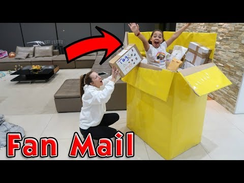 GIANT SURPRISE TOY BOX! Presents From My Fans - LOL Surprise Dolls - LOL Pets