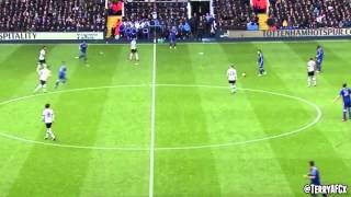 Cesc Fabregas horrendous display against Tottenham
