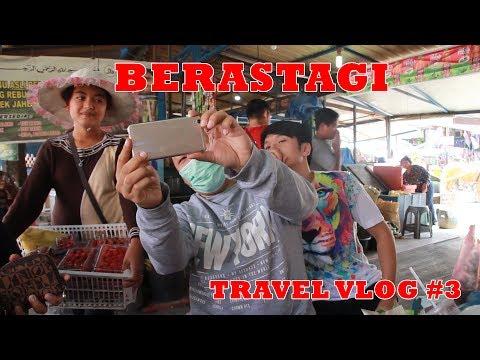 VLOG AT BERASTAGI (travel vlog #3)