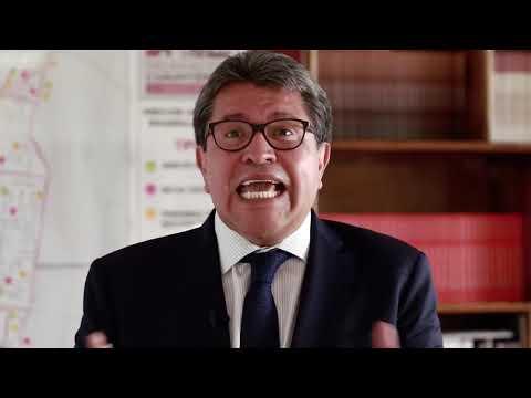 No robar, No mentir y No traicionar al pueblo – Ricardo Monreal Ávila