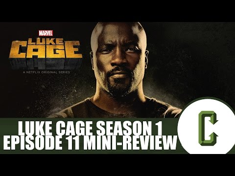 "Luke Cage Season 1 Episode 11 ""Now You're Mine"" Mini-Review"