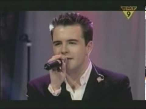 Westlife - Close Coast to coast concert live at Paradiso