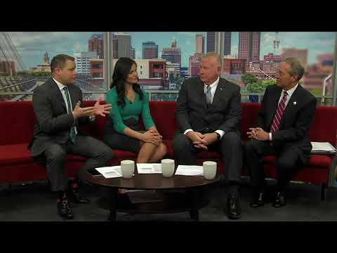 Urbandale Mayor and City Manager Discuss New Development