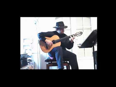 EL CHOCLO, TANGO FOR GUITAR SOLO, Arr. Roland DYENS