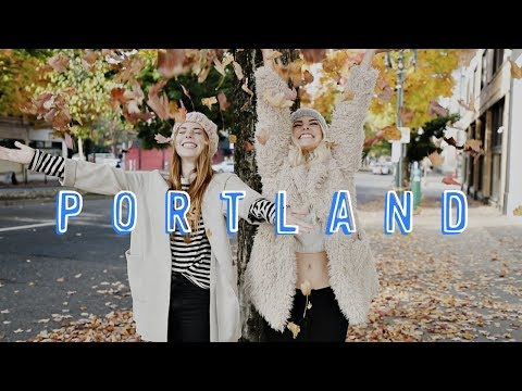 PORTLAND TRAVEL DIARY! | Aspyn Ovard