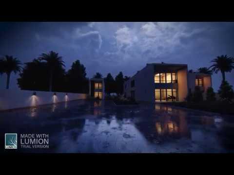Lumion 9.5 Architectural Visualization