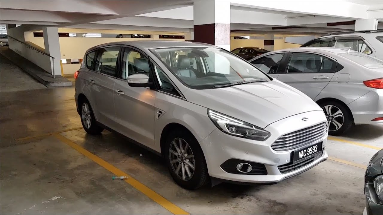 2018 ford s max ecoboost full in depth review. Black Bedroom Furniture Sets. Home Design Ideas