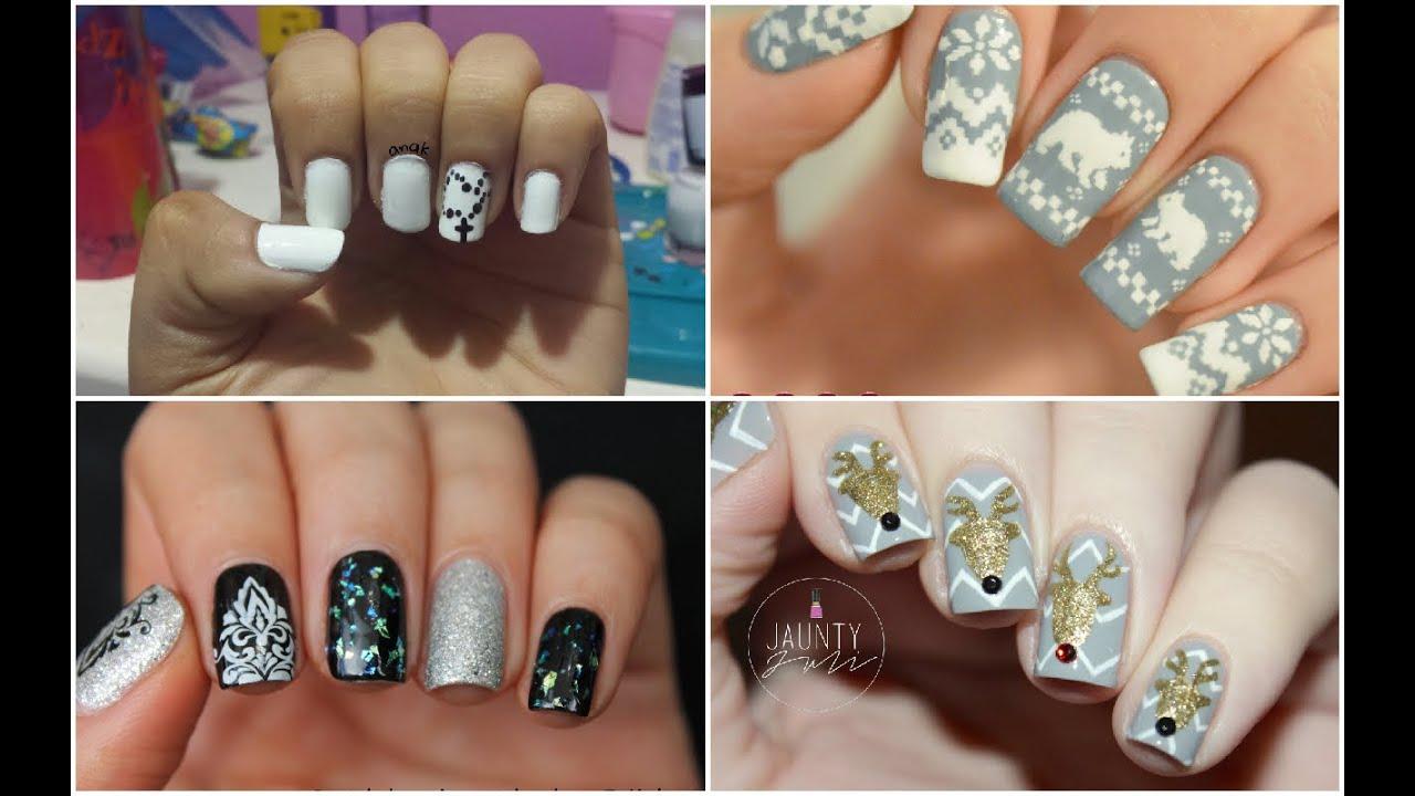 Fabulosos diseños de uñas faciles y originales