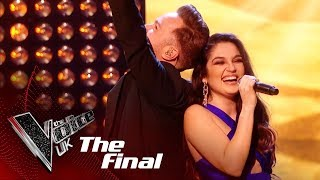 Lauren Bannon and Olly Murs Perform 'Ain't No Mountain High Enough': The Final | The Voice UK 2018 thumbnail
