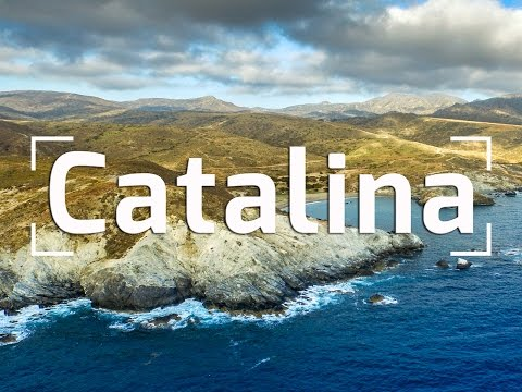 TWO HARBORS | CATALINA ISLAND AERIAL TOUR