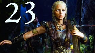 Shadow of Mordor Gameplay Walkthrough Part 23 - The Messenger