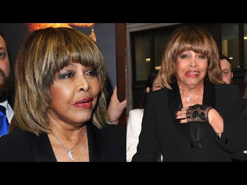 Tina Turner Makes Heartbreaking Confession As She Suffers..