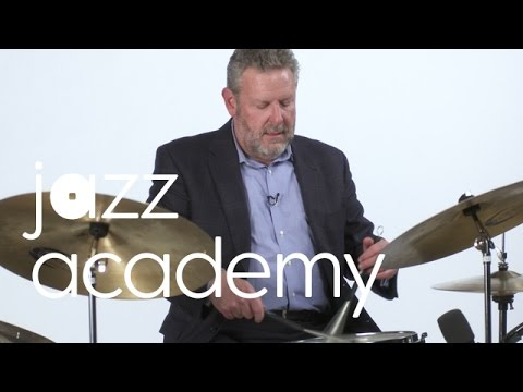 How to Play Drums with Brushes