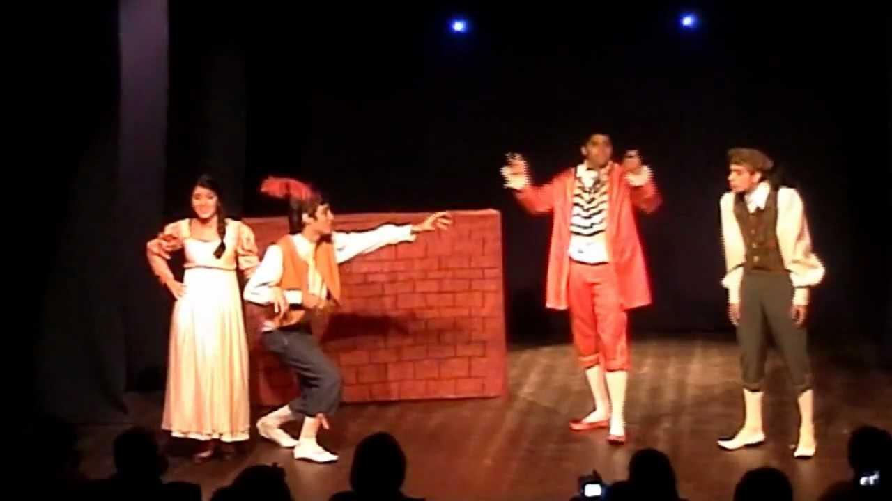 Ama o que faz no palco - 2 part 4