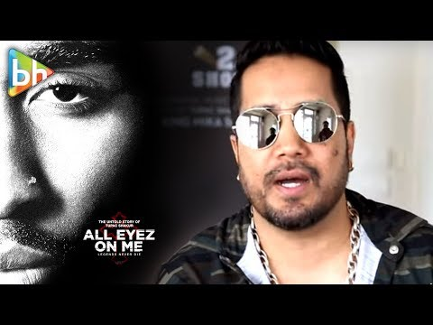 Mika Singh REVEALS About His Tribute To TUPAC SHAKUR | All Eyez On Me