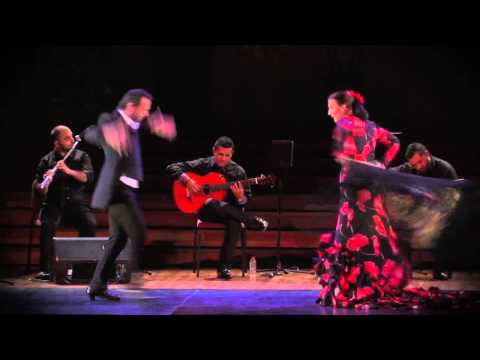 ARTE FLAMENCO IN PALAU DE LA MUSICA CATALANA
