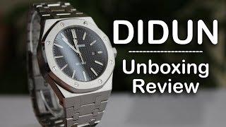Didun Design watch unboxing