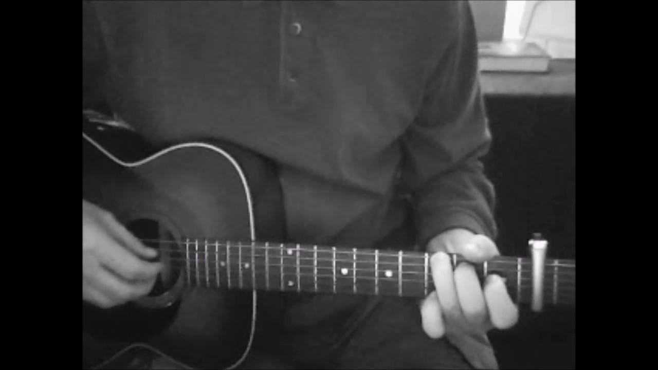 Lo How A Rose Eer Blooming Solo Acoustic Guitar Youtube
