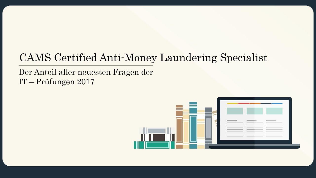 Testpassportcams certified anti money laundering specialist testpassportcams certified anti money laundering specialist 1betcityfo Choice Image